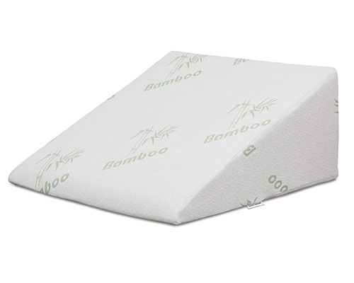 InteVision-Foam-Bed-Wedge-Pillow