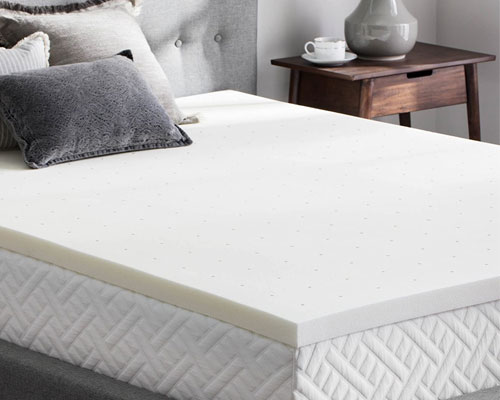 WEEKENDER-2-Inch-Memory-Foam-Mattress-Topper