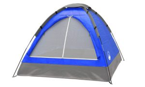 2-Person Dome Tent- Rain Fly & Carry Bag (1)