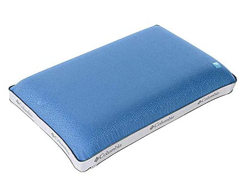 Columbia High Performance Extreme Cooling Memory Foam Pillow