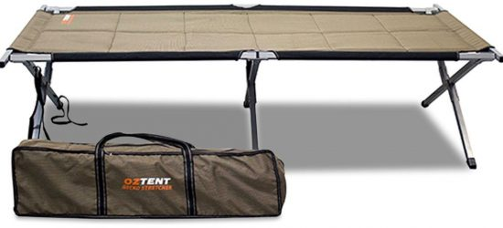 OzTent Gecko Camping Cot